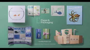Paper and Packaging Board TV Spot, 'A Fish Out of Water' - Thumbnail 8