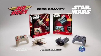 Star Wars X-Wing & Tie Fighter TV Spot, 'Bring the Galaxy Into Your Home' - Thumbnail 6