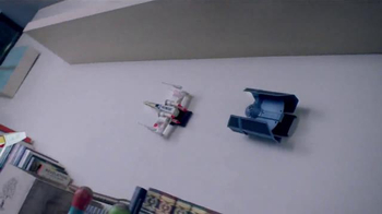 Star Wars X-Wing & Tie Fighter TV Spot, 'Bring the Galaxy Into Your Home' - Thumbnail 4