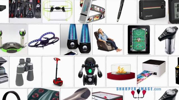 SharperImage.com TV Spot, 'Holiday Shopping'