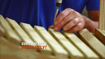 Worx Switchdriver TV Spot, 'Twice as Fast' - Thumbnail 6