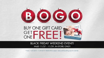 Hand and Stone Black Friday Weekend Event TV Spot, 'BOGO' - Thumbnail 9