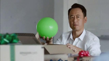 Chase Freedom TV Spot, 'Amazon: More Fun Out of the Holidays'