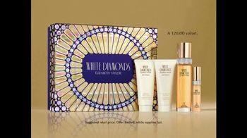 Elizabeth Taylor White Diamonds TV Spot, 'Lucky'