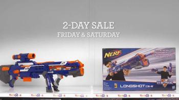 Toys R Us 2-Day Sale TV Spot, 'Playback Mode' - Thumbnail 7