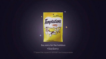 Temptations Cat Treats TV Spot, 'Say Sorry' Song by Elton John - Thumbnail 10