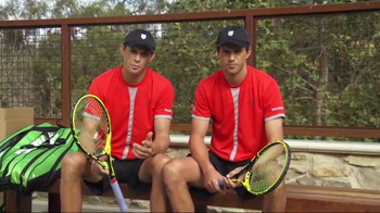 Tennis Warehouse TV Spot, \'Bryan Brothers Talk About Natural Gut String\'