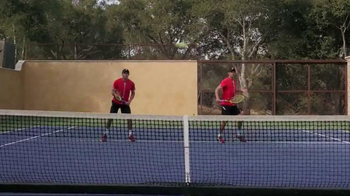 Tennis Warehouse TV Spot, 'Bryan Brothers Talk About Natural Gut String' - Thumbnail 4