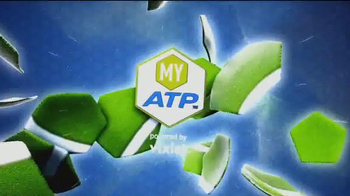 ATP World Tour MyATP TV Spot, 'Introducing the Groundbreaking MyATP App' - 78 commercial airings