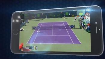 ATP World Tour MyATP TV Spot, 'Introducing the Groundbreaking MyATP App' - Thumbnail 6