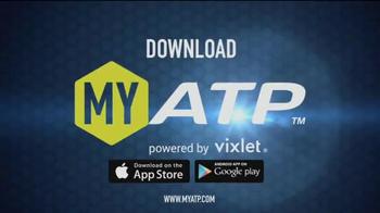 ATP World Tour MyATP TV Spot, 'Introducing the Groundbreaking MyATP App' - Thumbnail 7