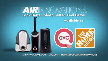 Air Innovations Cool Mist Humidifiers TV Spot, 'Clean and Healthy' - Thumbnail 9