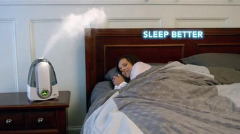 Air Innovations Cool Mist Humidifiers TV Spot, 'Clean and Healthy' - Thumbnail 7