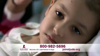 St. Jude Children\'s Research Hospital TV Spot, \'Adam\'s Best Hope\'