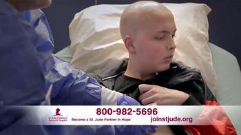 St. Jude Children's Research Hospital TV Spot, 'Adam's Best Hope' - Thumbnail 3