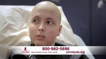 St. Jude Children's Research Hospital TV Spot, 'Adam's Best Hope' - Thumbnail 4