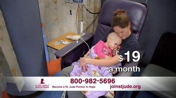 St. Jude Children's Research Hospital TV Spot, 'Adam's Best Hope' - Thumbnail 5