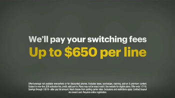 Sprint LTE Plus TV Spot, 'The Biggest Deal in U.S. Wireless History' - Thumbnail 10