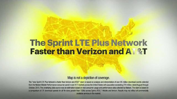 Sprint LTE Plus TV Spot, 'The Biggest Deal in U.S. Wireless History' - Thumbnail 2