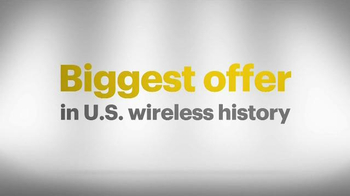 Sprint LTE Plus TV Spot, 'The Biggest Deal in U.S. Wireless History' - Thumbnail 6