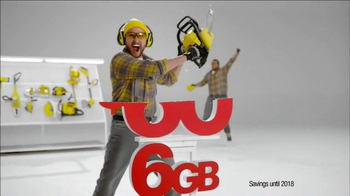 Sprint LTE Plus TV Spot, \'The Biggest Deal in U.S. Wireless History\'