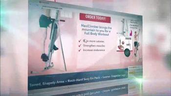MaxiClimber TV Spot, 'Fitness Breakthrough' - Thumbnail 6