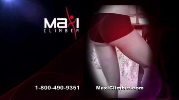 MaxiClimber TV Spot, 'Fitness Breakthrough' - Thumbnail 7