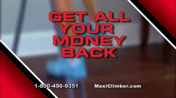 MaxiClimber TV Spot, 'Fitness Breakthrough' - Thumbnail 8