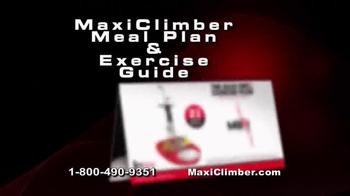 MaxiClimber TV Spot, 'Fitness Breakthrough' - Thumbnail 9