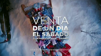 Sears Venta de un Día TV Spot, 'La temporada festivo' [Spanish] - Thumbnail 9