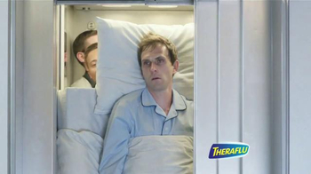 Theraflu ExpressMax TV Spot, 'Hombre en su cama' [Spanish] - Thumbnail 5