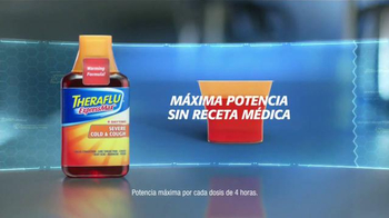 Theraflu ExpressMax TV Spot, 'Hombre en su cama' [Spanish] - Thumbnail 9