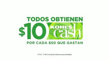 Kohl's TV Spot, 'Lo que necesites para entretener' [Spanish] - Thumbnail 7