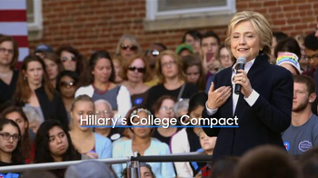 Hillary for America TV Spot, 'Compact' - Thumbnail 3