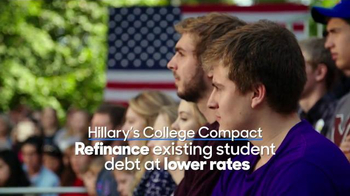Hillary for America TV Spot, 'Compact' - Thumbnail 6