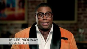 Fandango TV Spot, 'Miles Mouvay: Ticket Dance' Featuring Kenan Thompson - Thumbnail 1