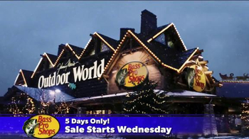 Bass Pro Shops Thanksgiving 5-Day Sale TV Spot, 'Flashlights and Boots' - Thumbnail 10