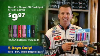 Bass Pro Shops Thanksgiving 5-Day Sale TV Spot, 'Flashlights and Boots' - Thumbnail 6