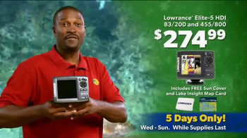 Bass Pro Shops Thanksgiving 5-Day Sale TV Spot, 'Flashlights and Boots' - Thumbnail 9