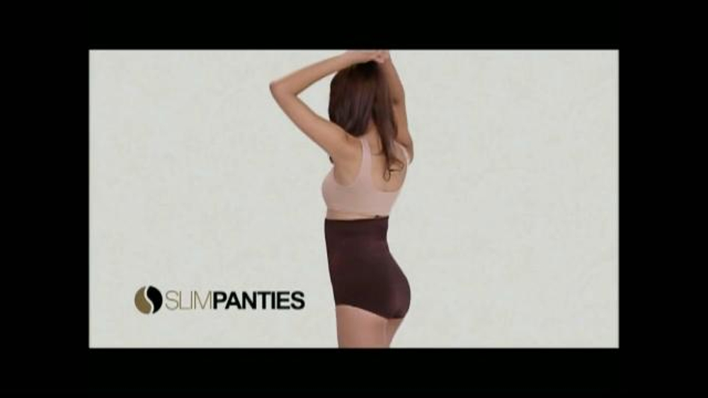 da18ec3a538 SlimPanties 360 TV Commercial