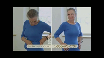 SlimPanties 360 TV Spot, 'Support and Instant Slimming' - Thumbnail 6
