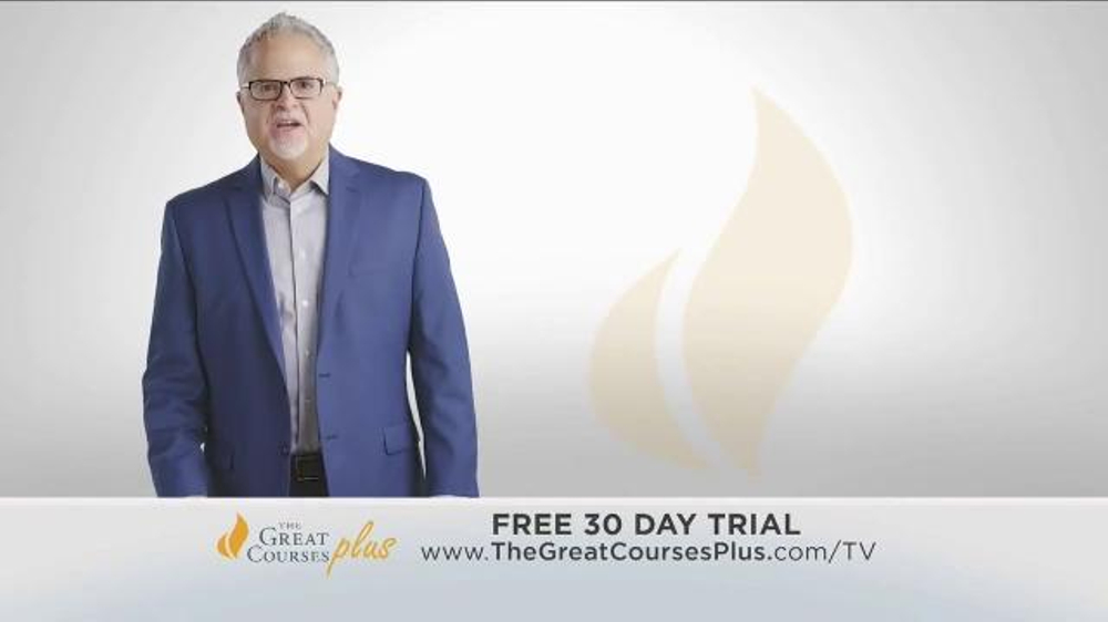 The Great Courses Plus TV Commercial, 'Knowledge Is Power'
