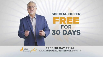 The Great Courses Plus TV Spot, 'Knowledge Is Power' - Thumbnail 10