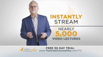 The Great Courses Plus TV Spot, 'Knowledge Is Power' - Thumbnail 9
