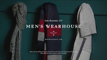 Men's Wearhouse Carve Out Some Deals Event TV Spot, 'Holiday Looks' - Thumbnail 10