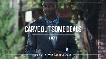 Men's Wearhouse Carve Out Some Deals Event TV Spot, 'Holiday Looks' - Thumbnail 2