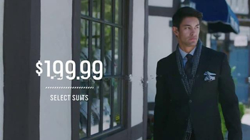 Men's Wearhouse Carve Out Some Deals Event TV Spot, 'Holiday Looks' - Thumbnail 4
