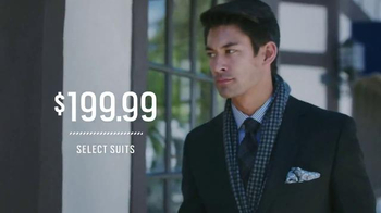 Men's Wearhouse Carve Out Some Deals Event TV Spot, 'Holiday Looks' - Thumbnail 5