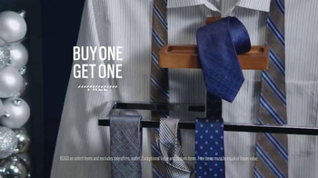 Men's Wearhouse Carve Out Some Deals Event TV Spot, 'Holiday Looks' - Thumbnail 7
