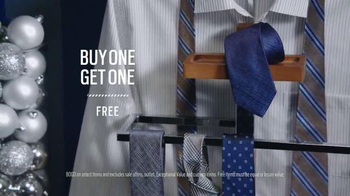 Men's Wearhouse Carve Out Some Deals Event TV Spot, 'Holiday Looks' - Thumbnail 8